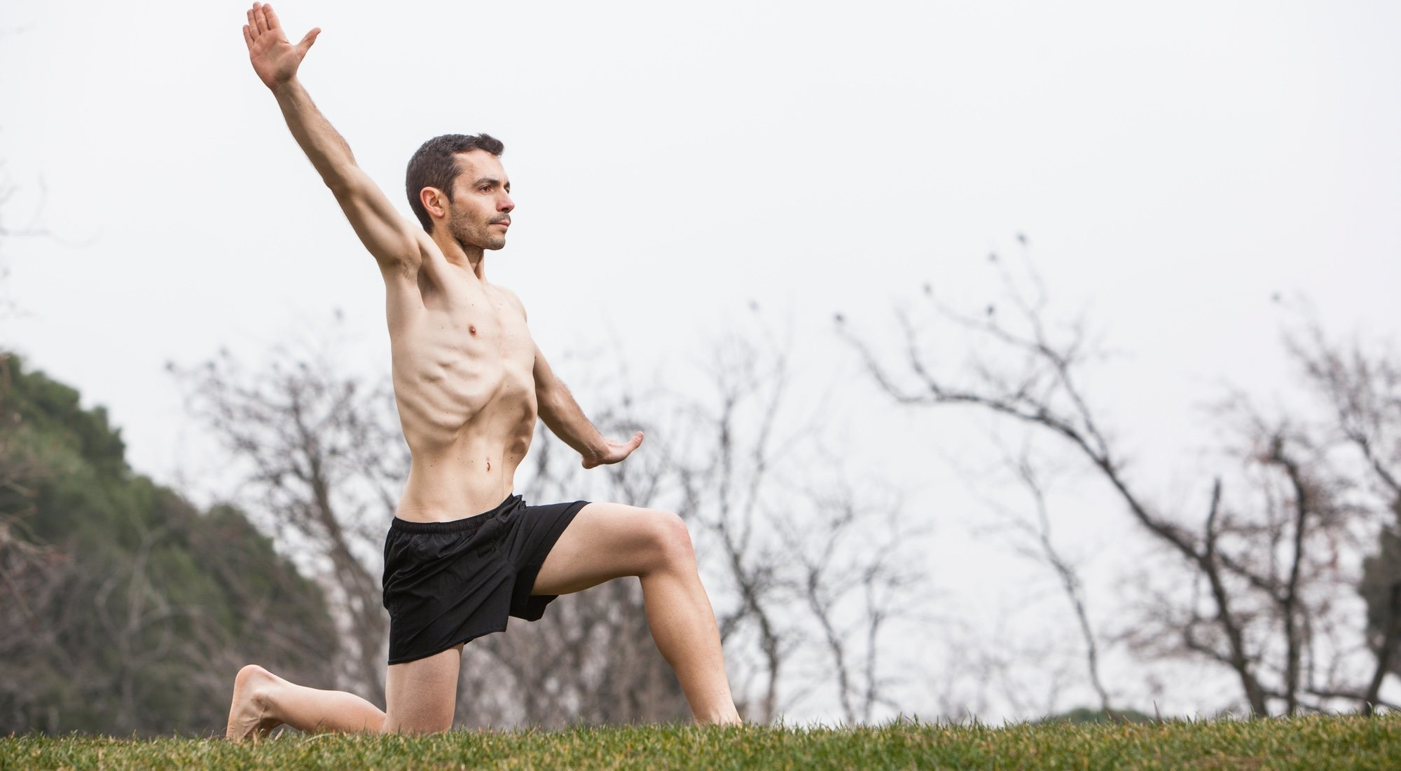 Gimnasia abdominal hipopresiva para hombres