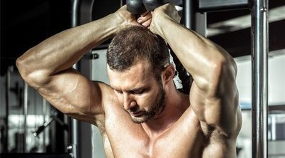 Rutina de ejercicios para fortalecer tríceps