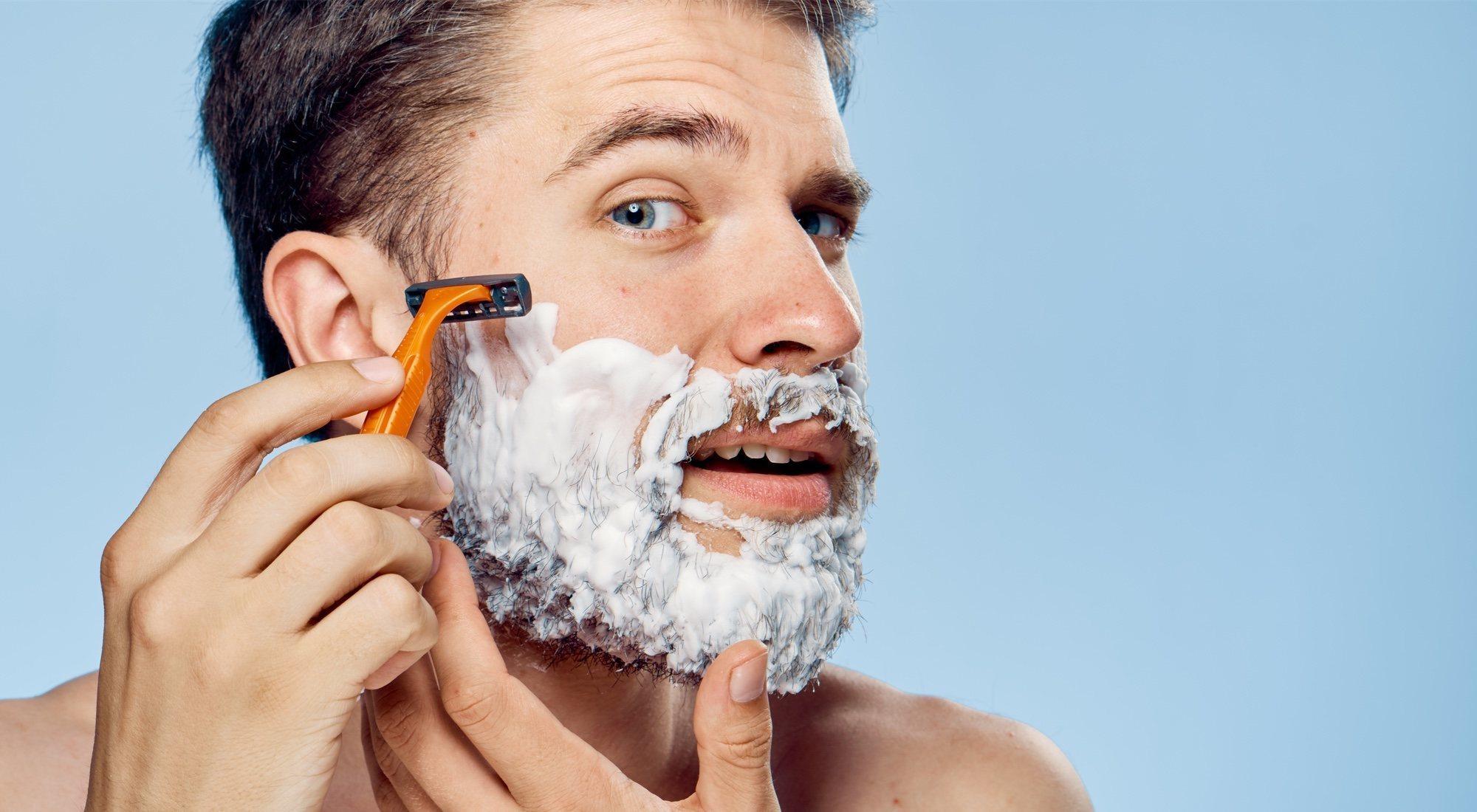 Cosmética natural para hombres