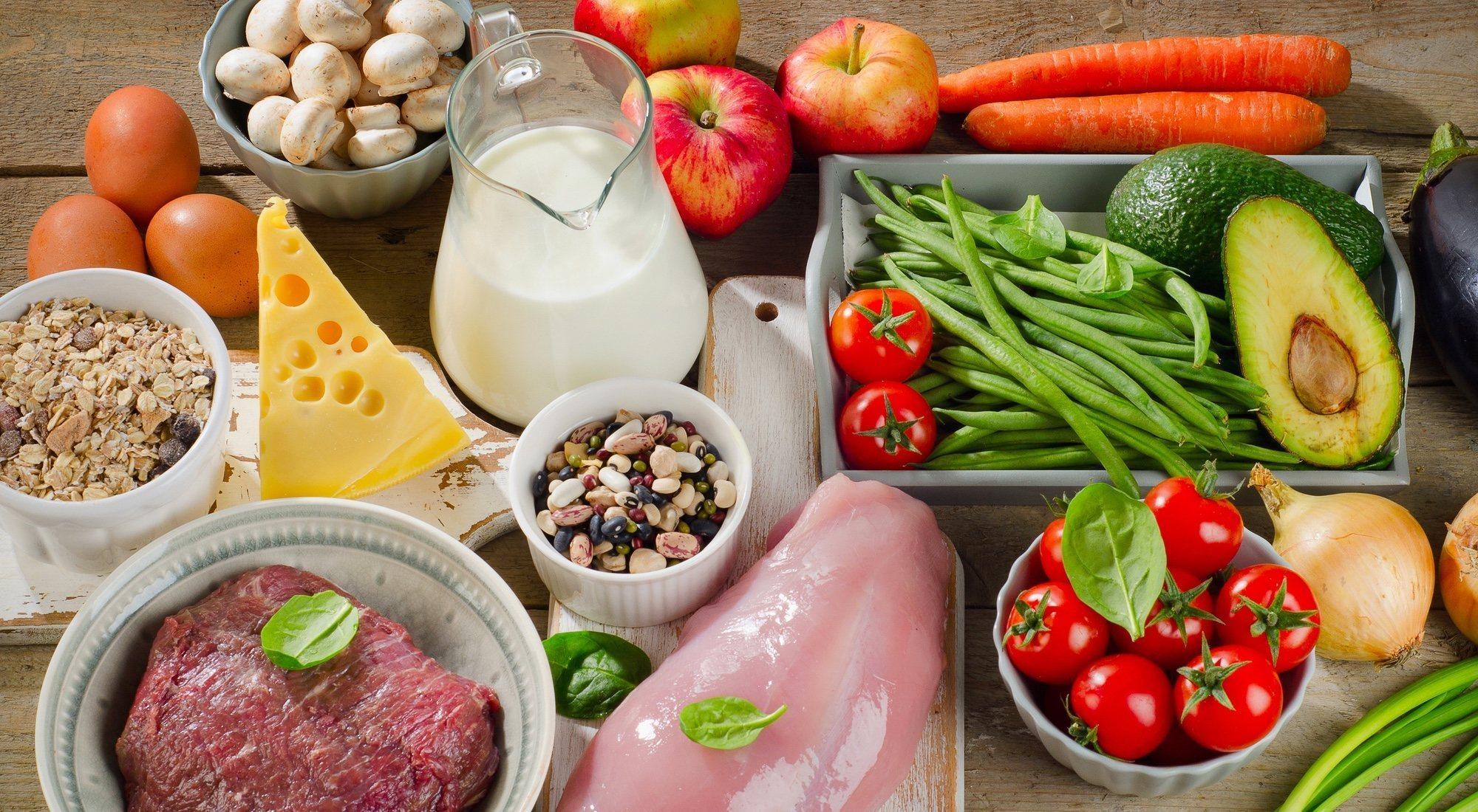 Que tipo de dietas hay para adelgazar