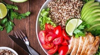 Las mejores cenas saludables para deportistas