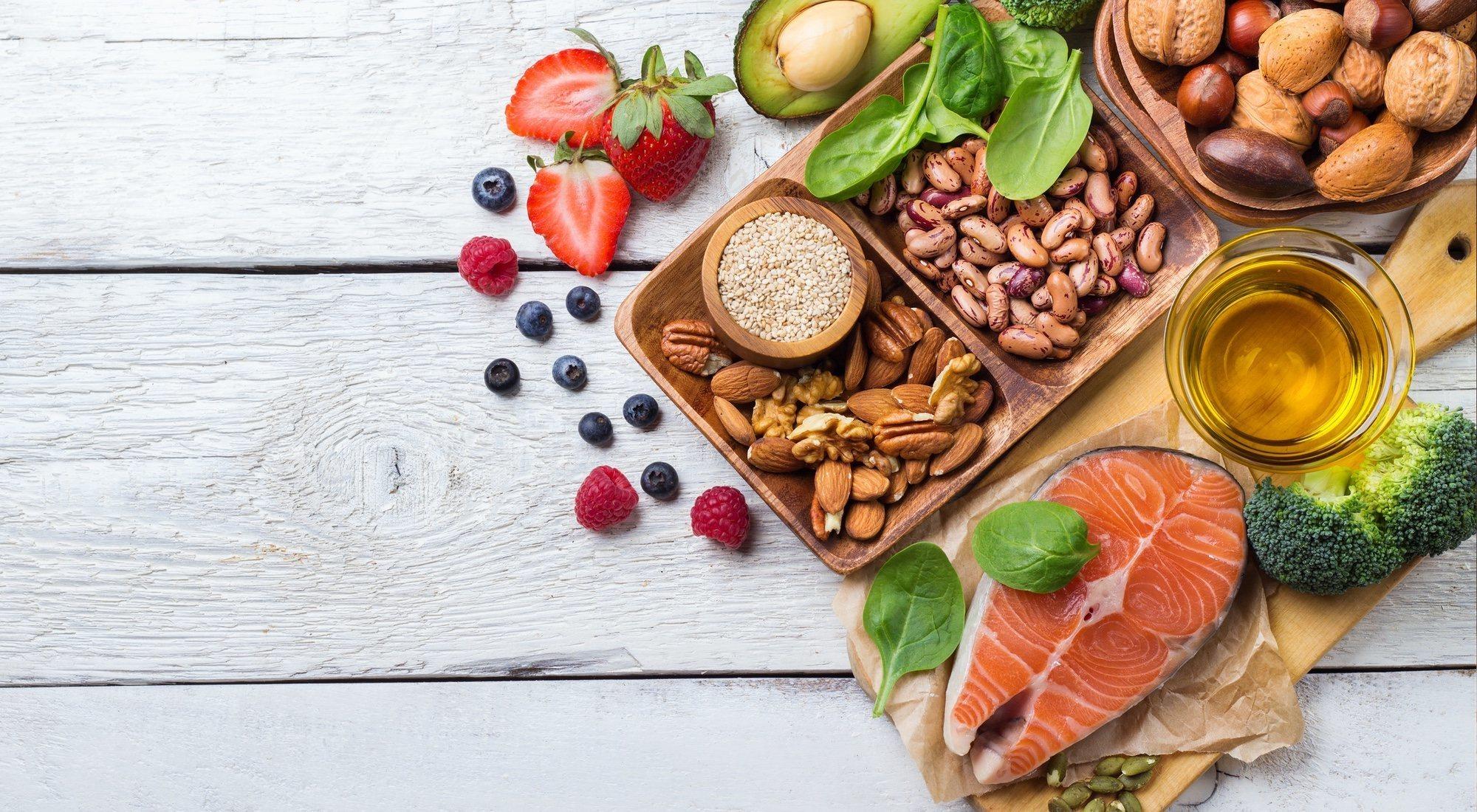 Dieta equilibrada, claves para una dieta sana y equilibrada