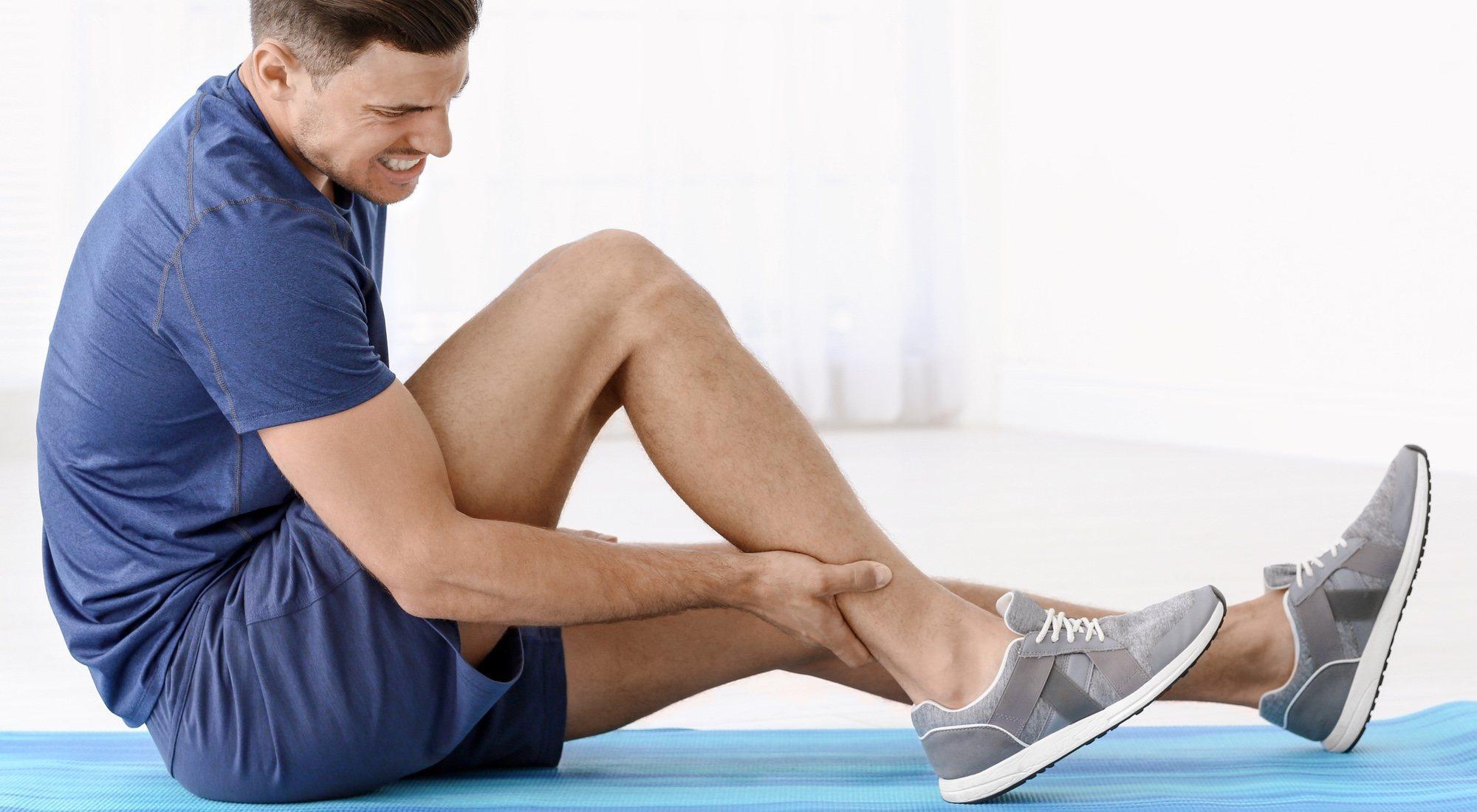 Las piernas muscular tratamiento para en dolor
