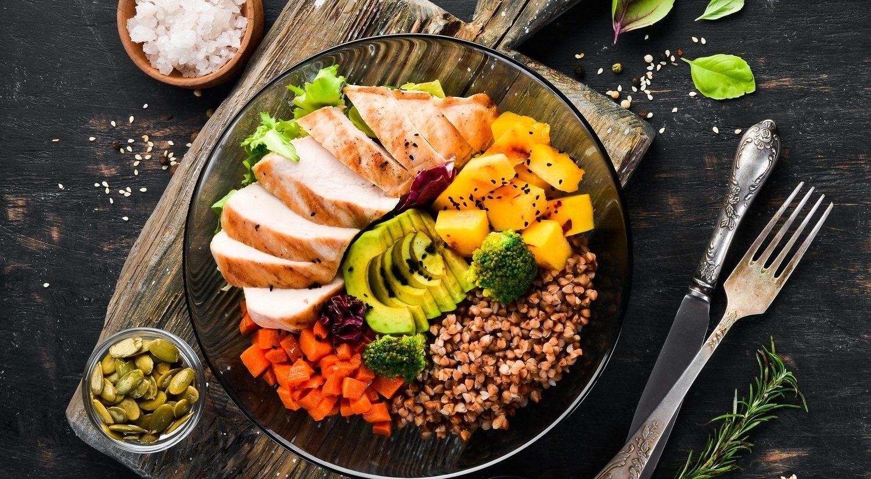 Cómo bajar de peso con alimentación sana y saludable