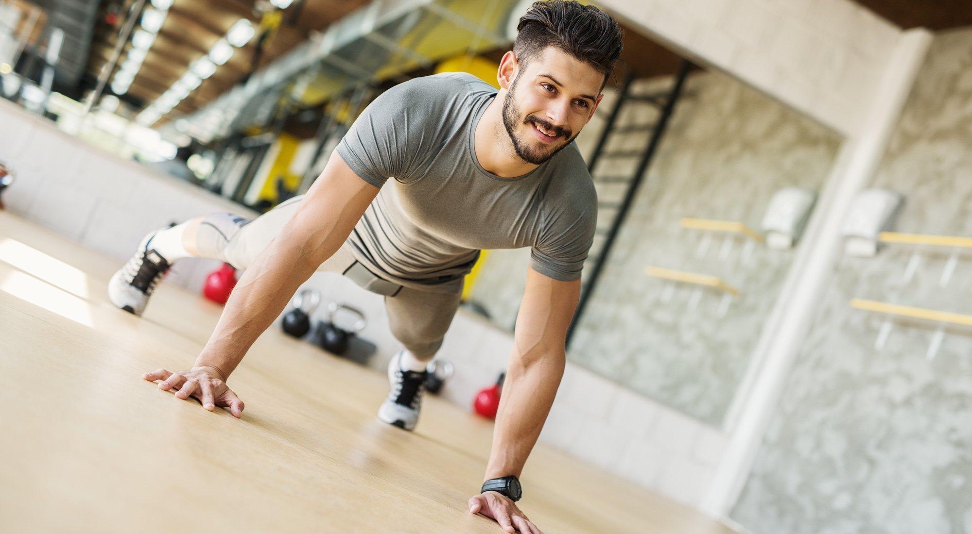 Rutina de entrenamiento para definir un entrenamiento completo