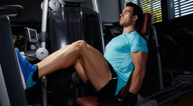 Cuádriceps: 8 ejercicios para un buen entrenamiento