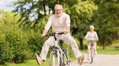 Aprender a montar en bicicleta en la edad adulta: consejos