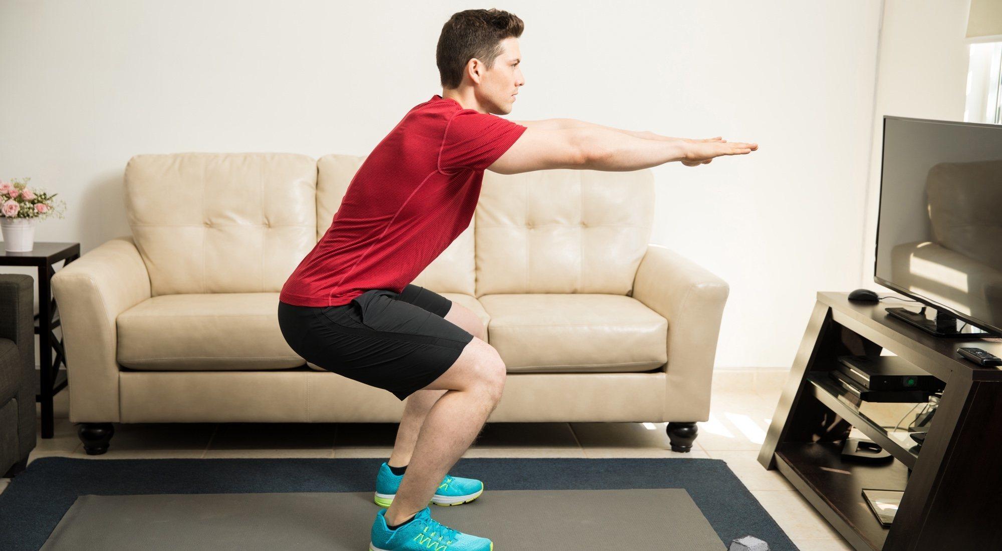 Los mejores ejercicios de sentadillas