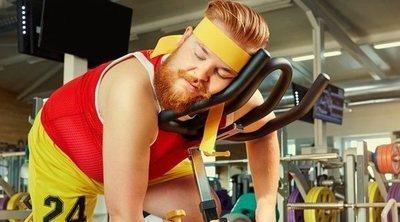 No basta con ir al gimnasio, hay que saber lo que estás haciendo