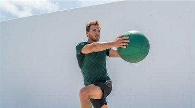 Balón medicinal: beneficios y ejercicios