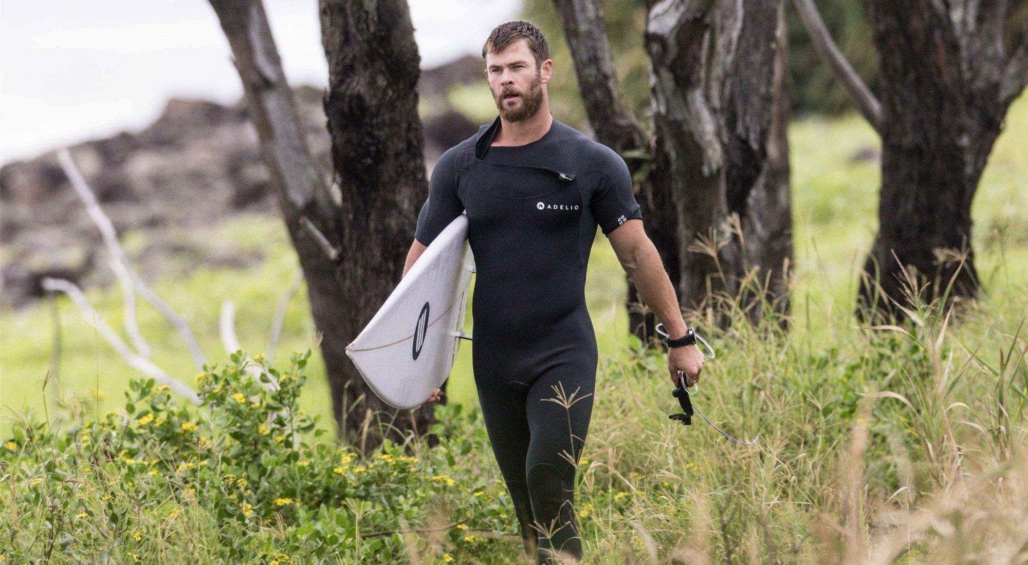 'Centr': Chris Hemsworth nos enseña su rutina de entrenamiento