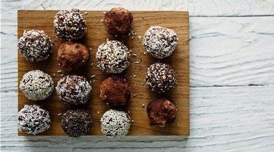 Energy balls, el snack ideal tras un duro entrenamiento