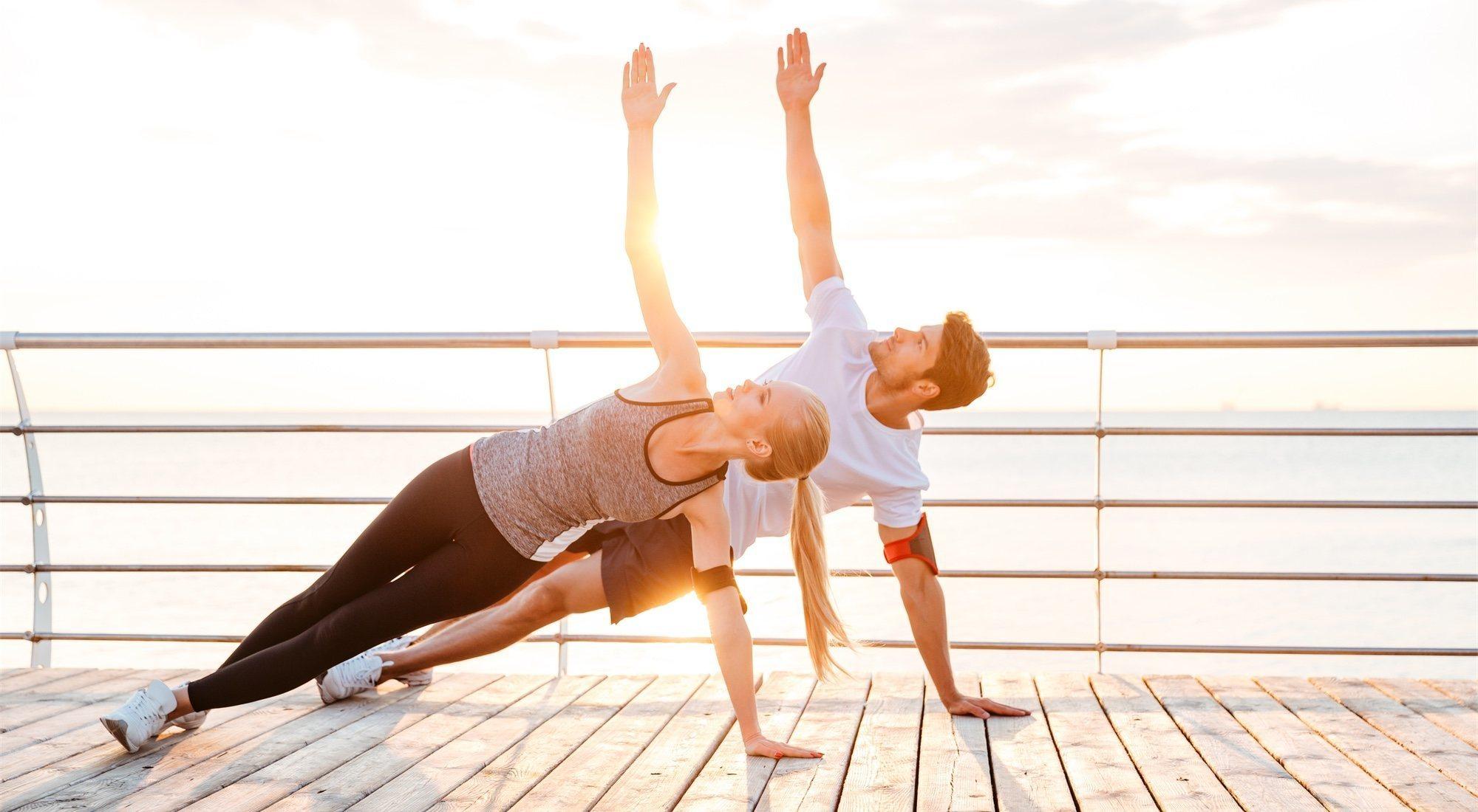 Retiros fitness: la última moda para una vida saludable
