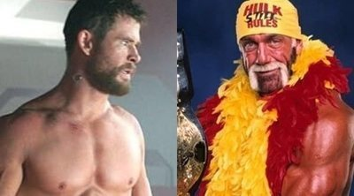 La rutina de Chris Hemsworth para interpretar a Hulk Hogan