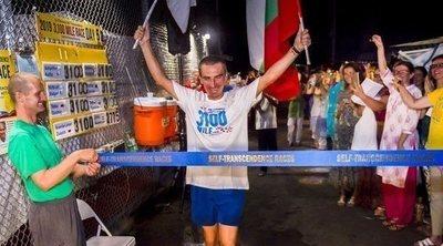 La carrera más larga del mundo: 5.000 km en un parque dando vueltas