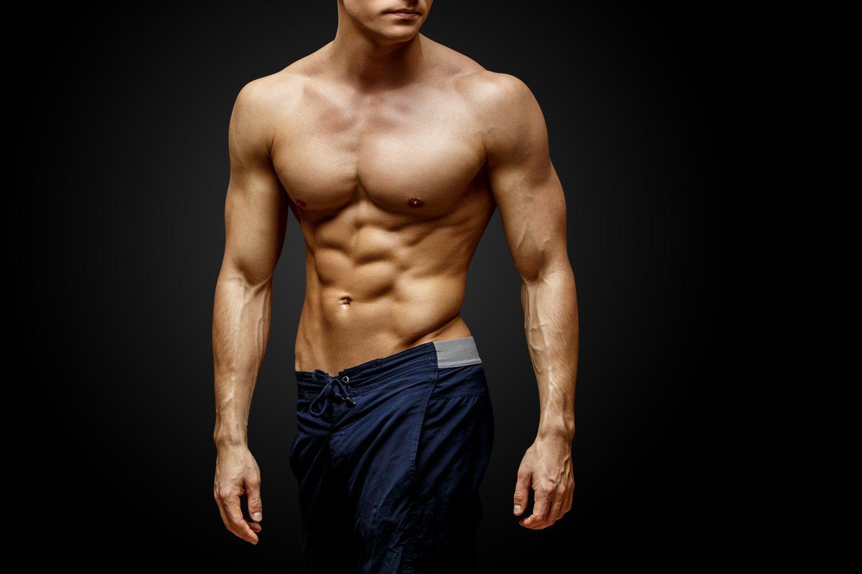 Tener unos músculos del abdomen desarrollados nos ayuda a ganar fuerza y equilibrio en el resto del cuerpo.