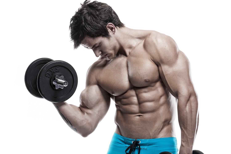 Las pesas es el ejercicio fundamental si quieres practicar bodybuilding.