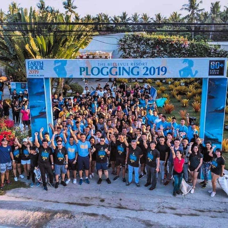 En numerosos lugares se organizan eventos de 'plogging', en cuyas rutas los participantes disfrutan del ejercicio físico y contribuyen a mantener limpio el planeta.