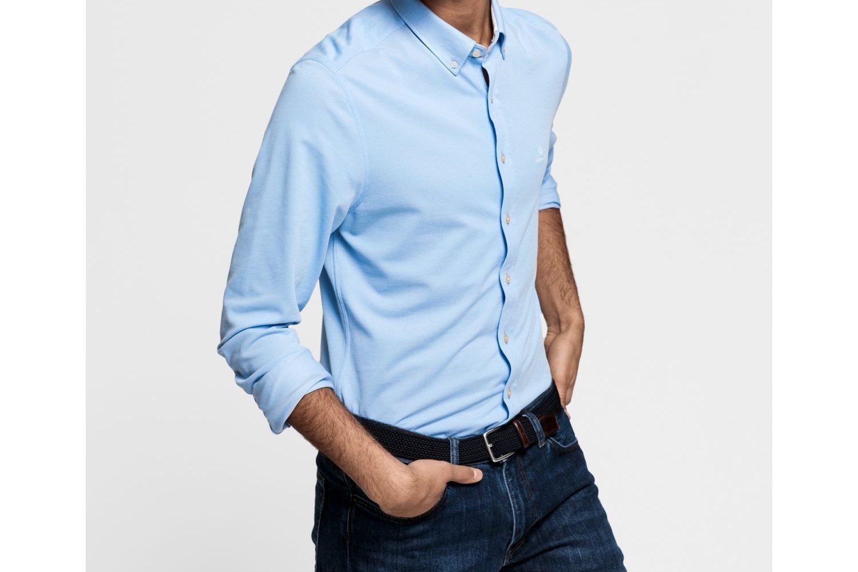 Según GANT, ir cómodo e ir bien vestido no es una elección