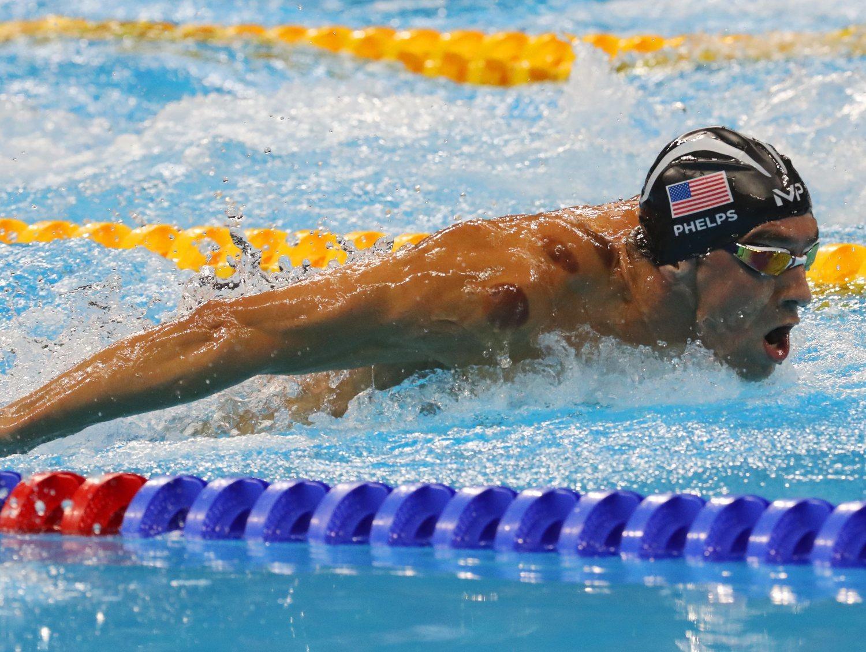 El atleta olímpico con más medallas es Michael Phelps, cuyo deporte es la natación, la disciplina más completa de todas. Tremenda casualidad.