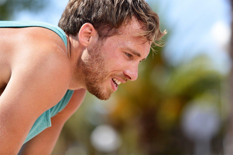 Los golpes de calor son respuestas del organismo ante un esfuerzo excesivo