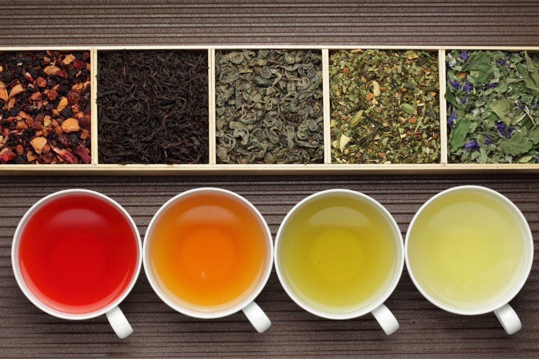 Esta dieta puede hacerte un aficionado a todo tipo de té