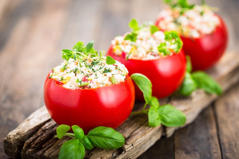 Un plato sencillo para soportar las altas temperaturas.