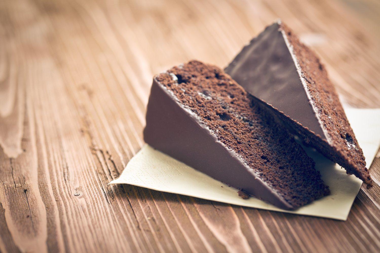 Un sustitutivo de la tarta de chocolate que nos quitará el antojo.