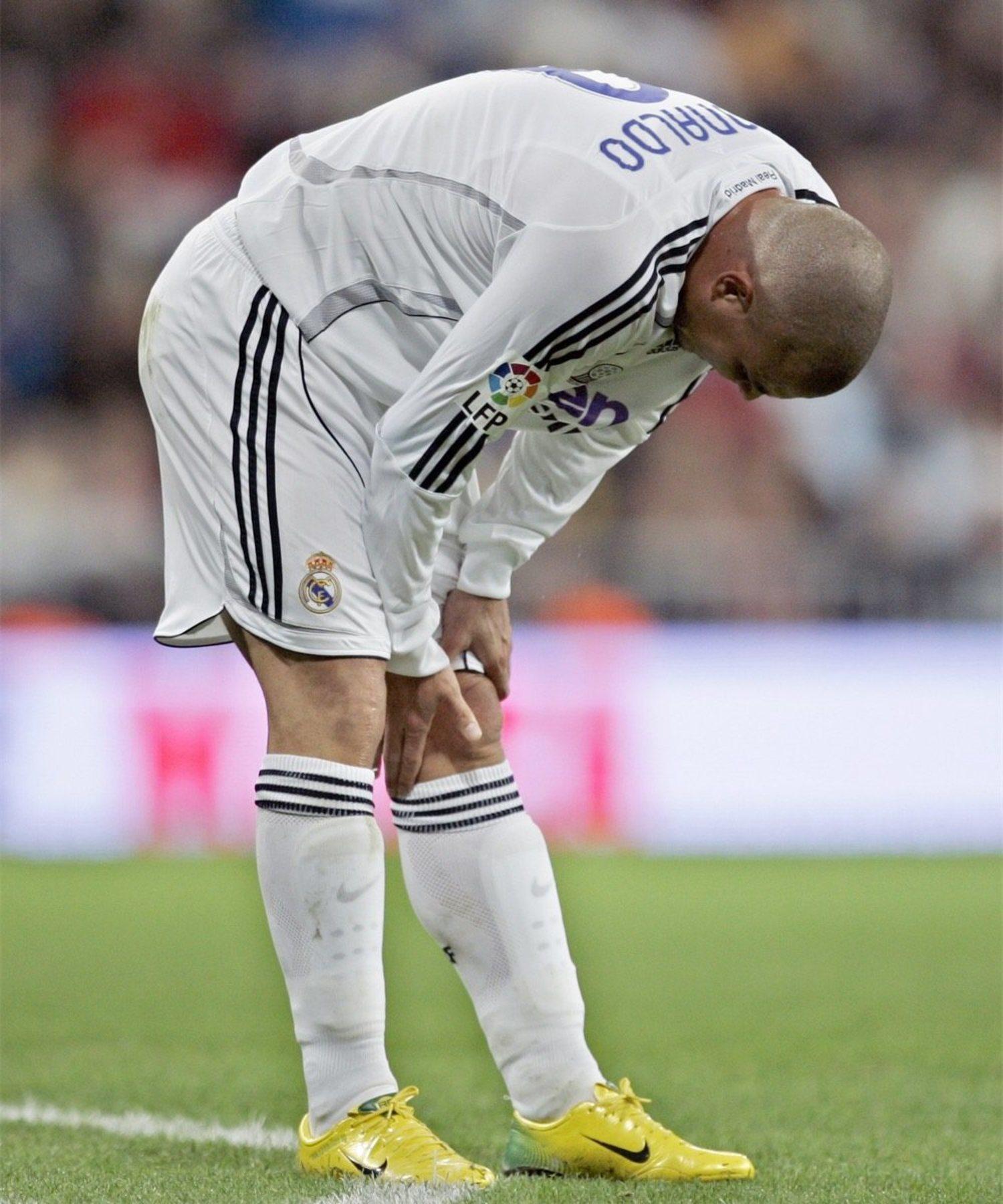 El mundo no pudo ver el pleno potencial de Ronaldo por esta dolencia