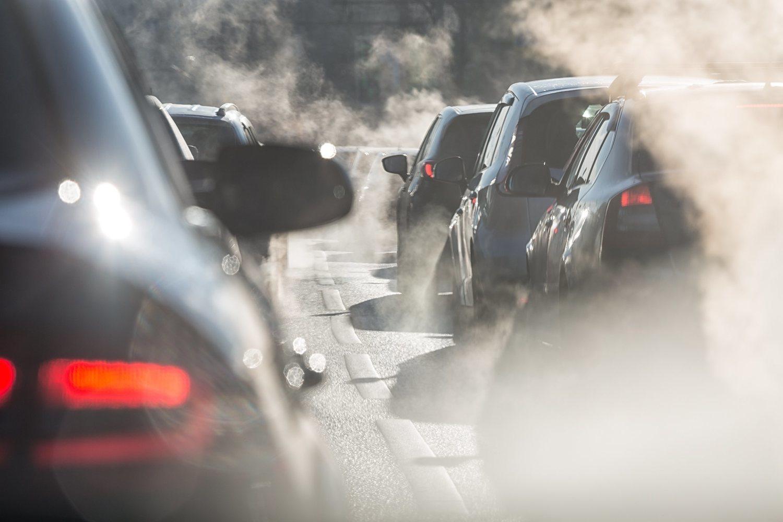 La polución generada por los coches supone un 13% del total en todo el planeta.