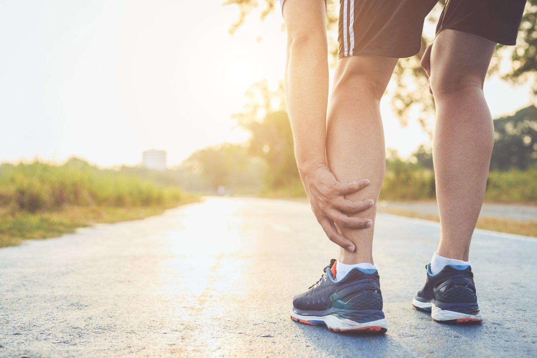 El tobillo es una de las zonas más delicadas a la hora de practicar deporte.