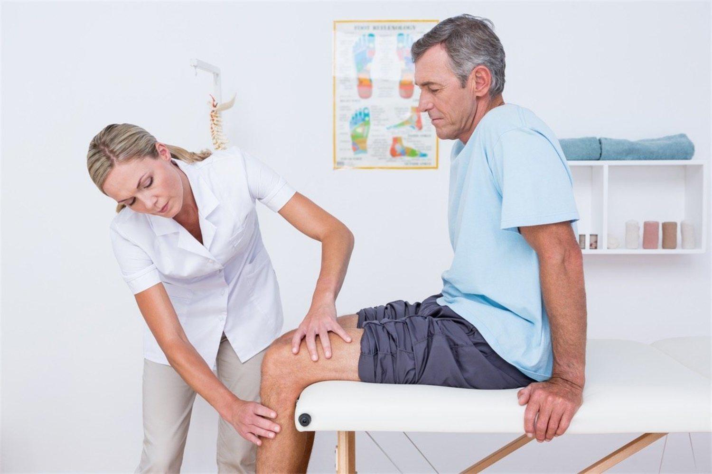 El fisioterapeuta será tu gran aliado para recuperarte correctamente