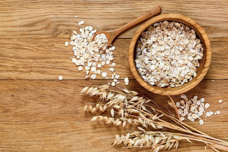 La avena destaca por ser muy rica en proteína vegetal.