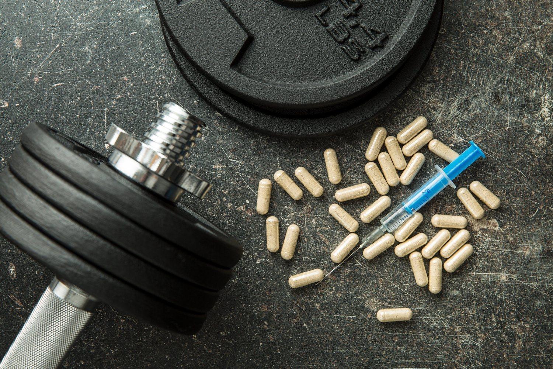 El consumo de anabolizantes puede hacerse por vía oral, inyectado o incluso en cremas.
