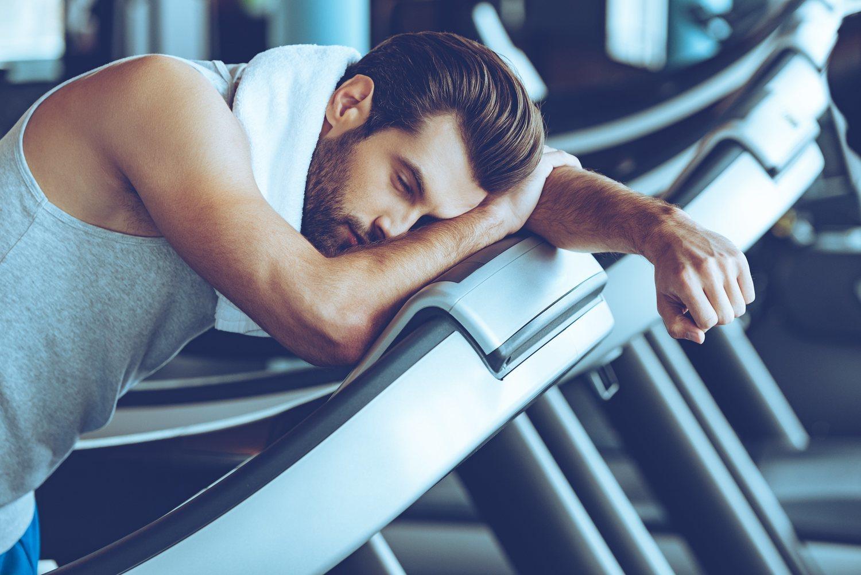 El calor, el frío, el cansancio... Hay mil motivos que nos alejan del gimnasio.