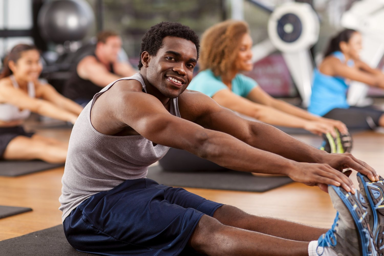Apuntarte a clases en el gimnasio te hará tener una nueva motivación.