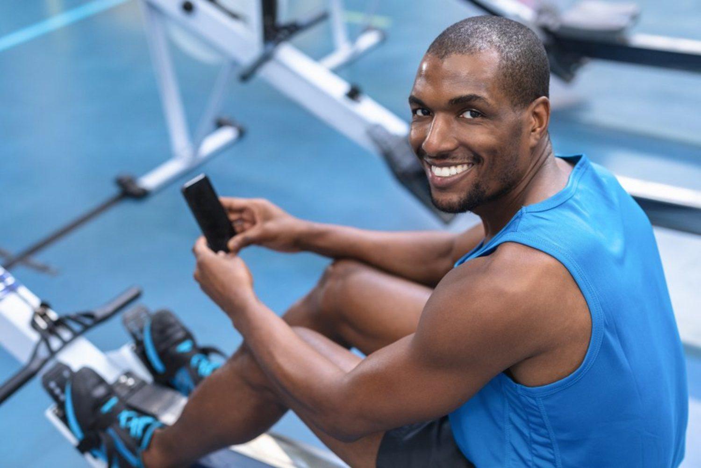 Estar feliz en el gimnasio es clave.