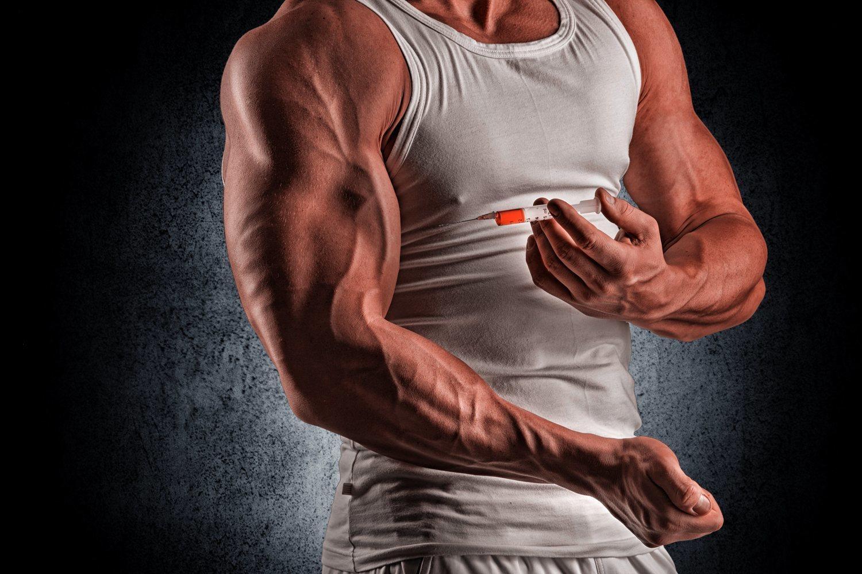 El consumo de esteroides se puede hacer vía oral, por inyección o a través de pomadas.
