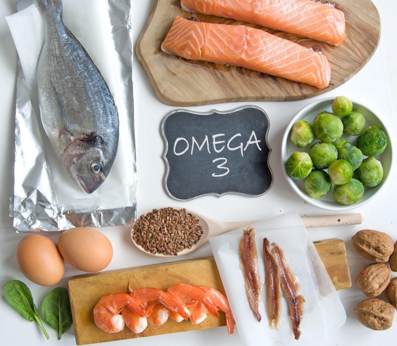 El pescado azul es uno de los alimentos con mayor cantidad de Omega 3.