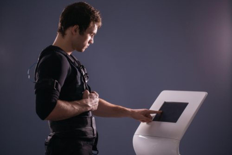 La maquina debe ser controlada con profesionales.