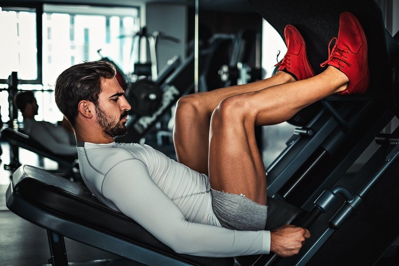 Unas piernas bien fortalecidas son clave para todo tipo de ejercicios.