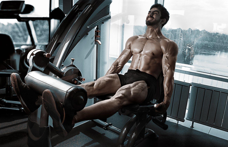 Ejercitar las piernas en el gimnasio mejora las respuestas endocrinas y la producción de hormonas.