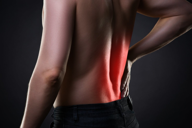 Un tren inferior poco fortalecido puede ser una de las causas de los dolores en el torso y la zona lumbar.