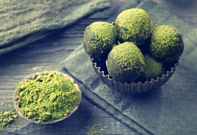 Las energy balls son el nuevo snack saludable para picar entre horas.
