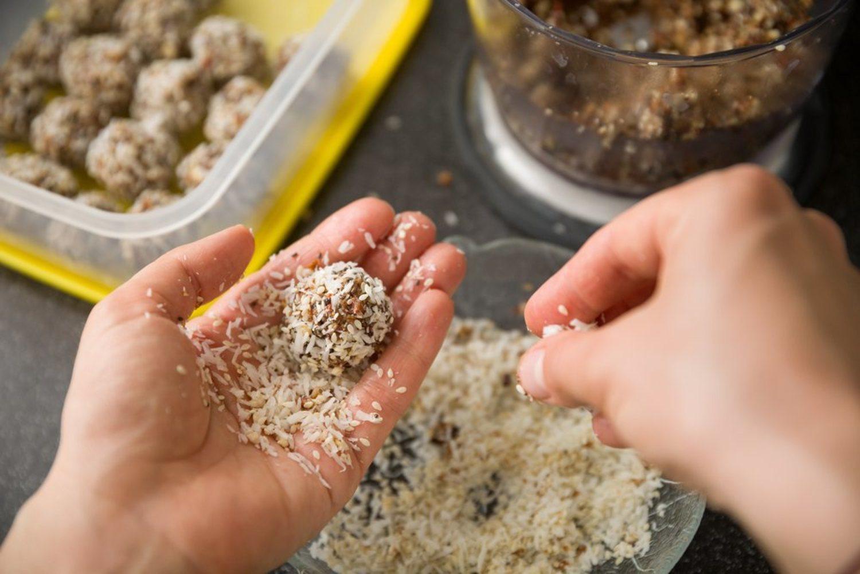Pueden durar 1 semana en la nevera, por lo que podrás preparar una gran cantidad e ir cogiendo poco a poco.