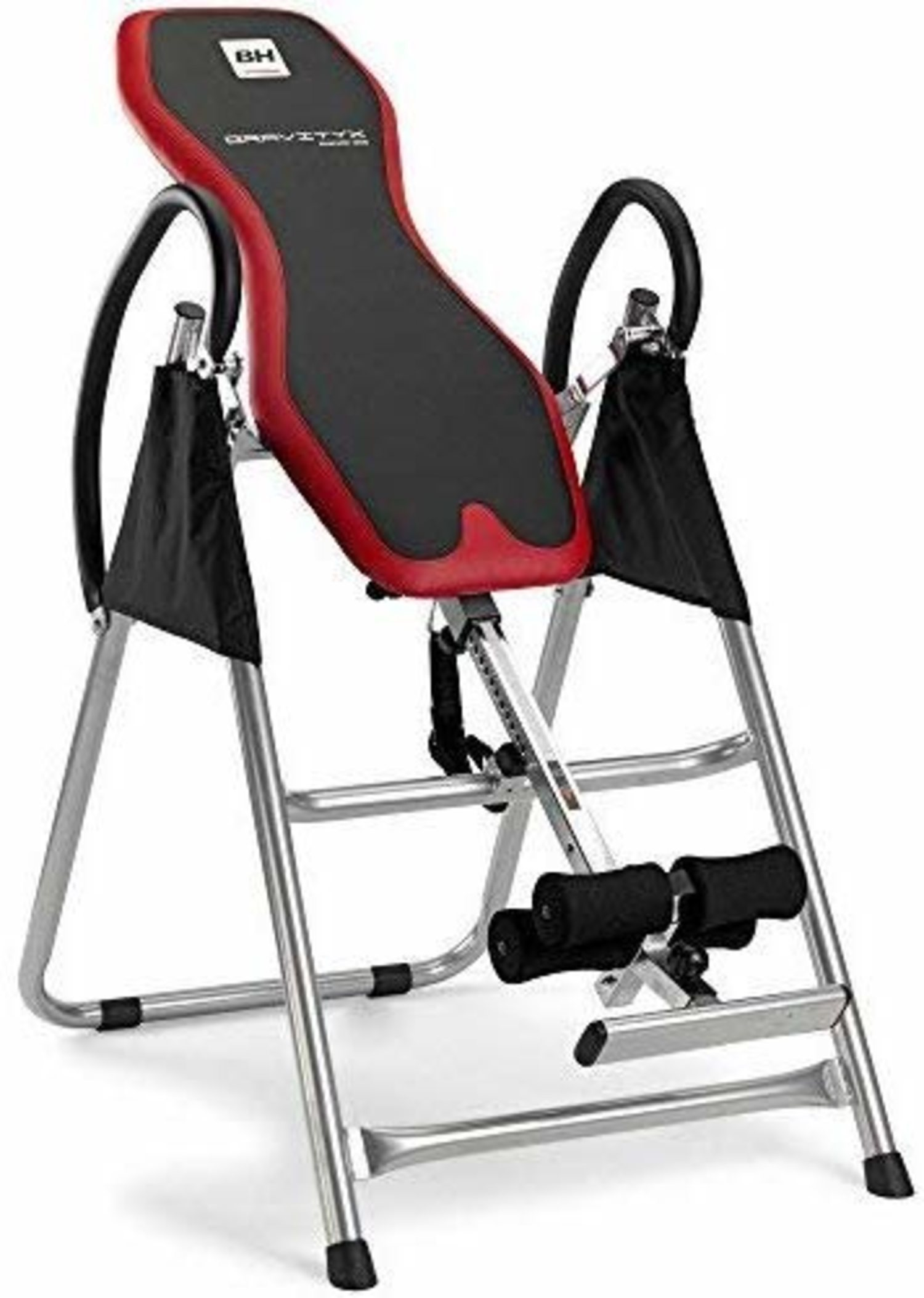 Tabla BH Fitness de inversión, ideal para relajar los los músculos y la columna vertebral.