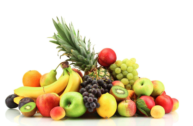 En la dieta disociada, la fruta debe comerse sola y con el estómago vacío.