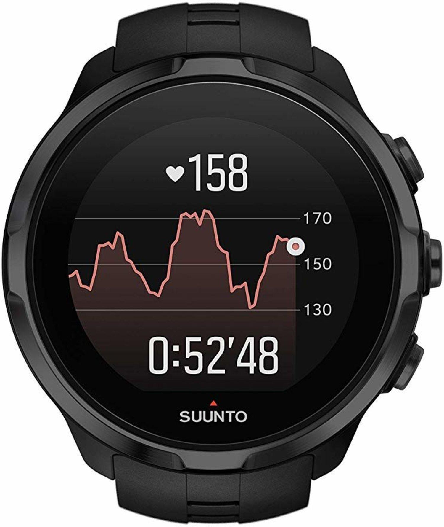Spartan Sport Wrist, con pantalla táctil y diseño resistente es ideal para marcarte un triatlón o lo que te propongas.