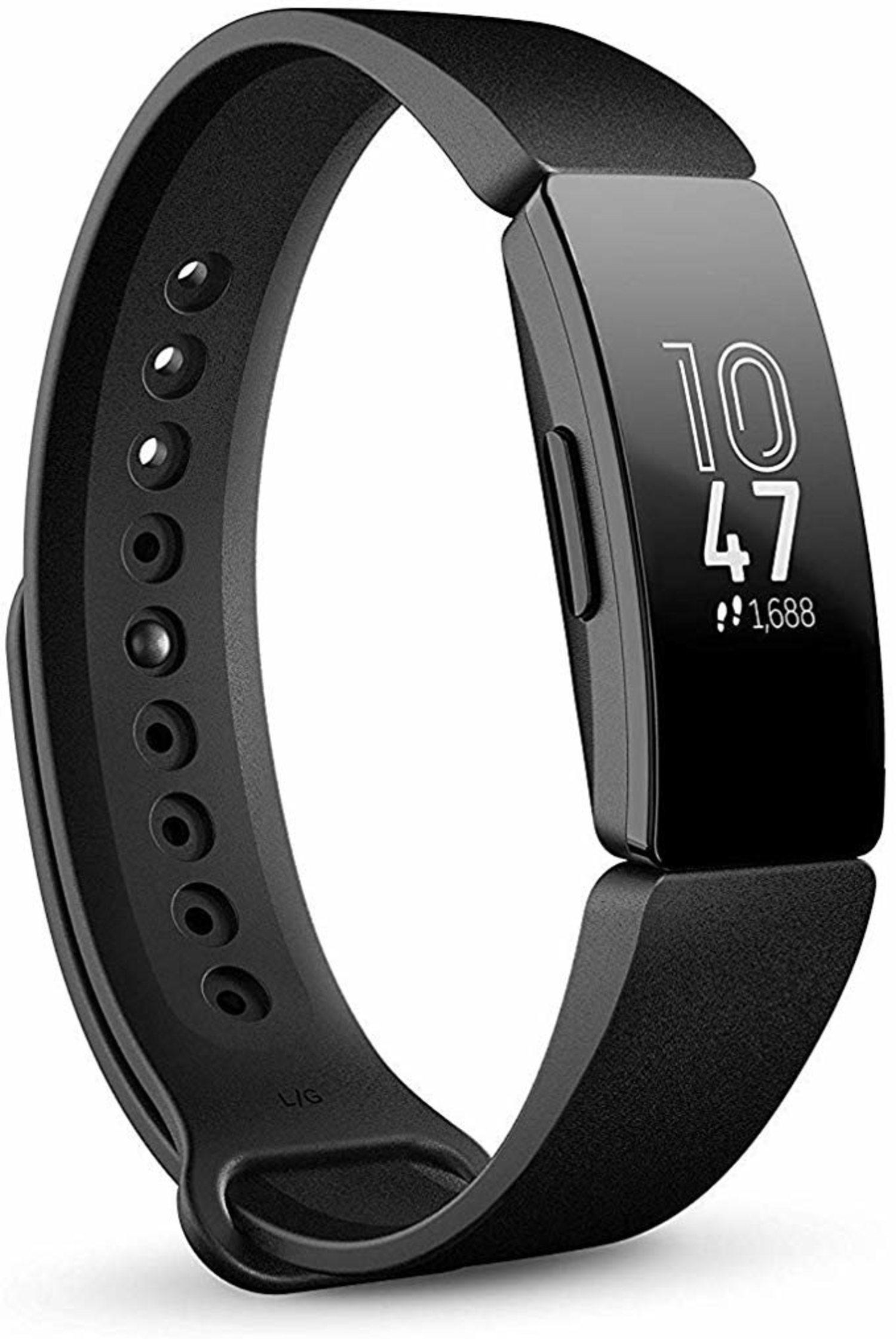 Fitbit Inspire, una pulsera de actividad completa con una autonomía de hasta 5 días.