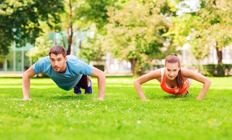 La base de estos retiros esta centrada en el deporte y entrenamientos personales.